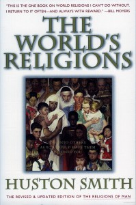 Smith, Huston. The World's Religions (Cover-Norman Rockwell's The Golden Rule)